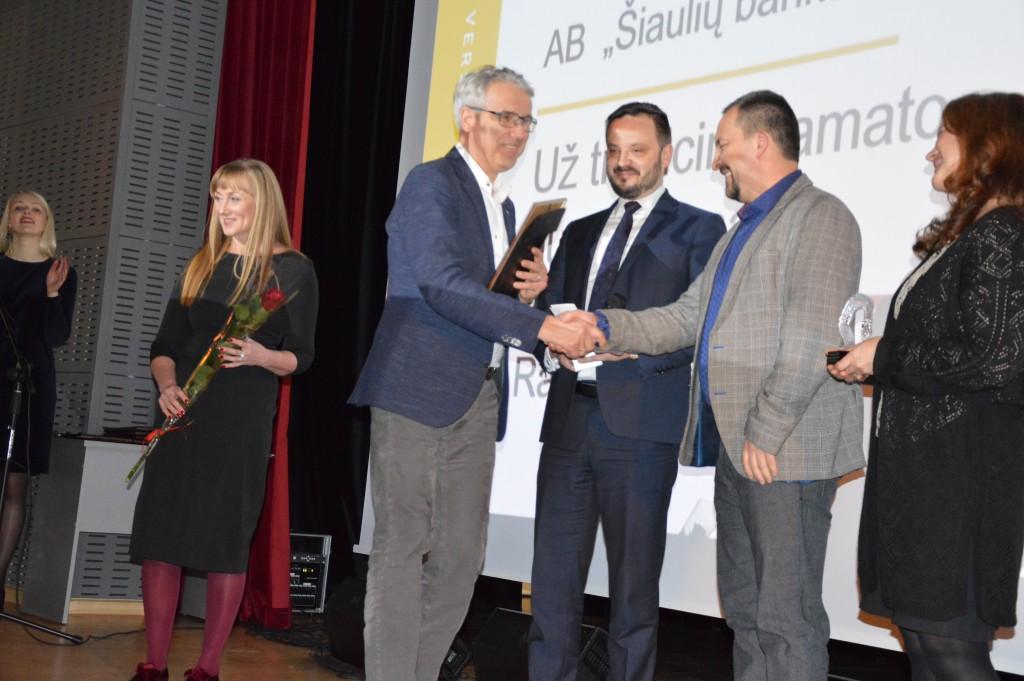 Utenos verslo nominacijos 2017